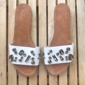 MOSSIMO | Gem Slide Sandals